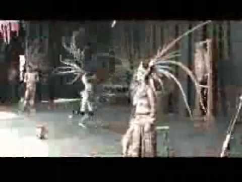 Dança do Fogo - Astecas