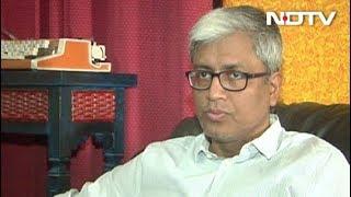 आम आदमी पार्टी को लगा झटका, आशुतोष ने दिया इस्तीफा - NDTVINDIA