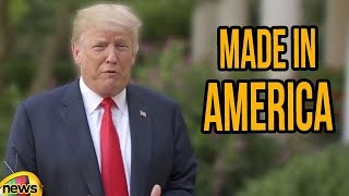 Trump Said Made in America is not just a slogan, but a way of life | Trump Latest Speech | MangoNews - MANGONEWS