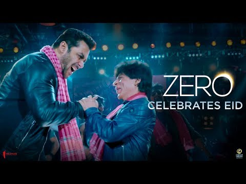 <p><span>When Bauua Singh meets Salman Khan, every occasion becomes a festive occasion. Here&rsquo;s presenting the Eid teaser of Zero starring Shah Rukh Khan and Salman Khan.</span></p>