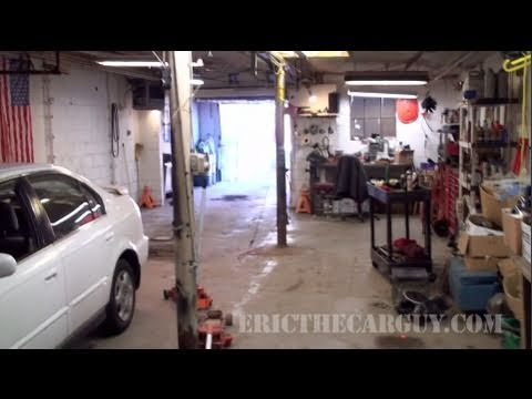 The Shop Tour - EricTheCarGuy