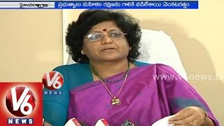Tripurana Venkata Ratnam fires on government for negligecting Womens Protection Act - V6NEWSTELUGU