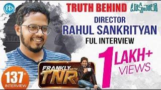 Truth Behind Vijay Devarakonda Taxiwala - Full Interview || Frankly With TNR #137 - IDREAMMOVIES