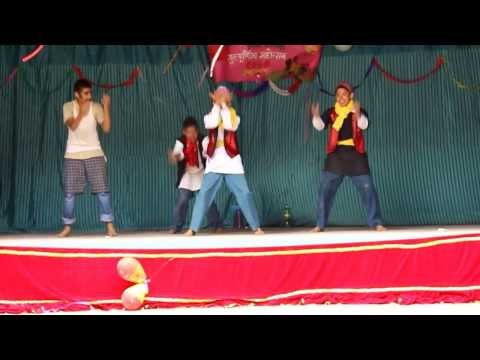 COMEDY DANCE BY Arun Khanal