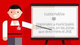 Cuotas electorales en el Perú
