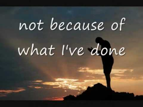 Casting Crowns-Who am I (with Lyrics).wmv