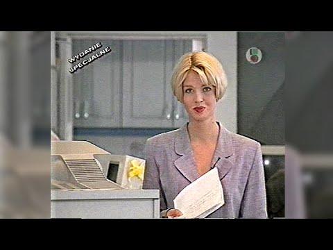 """Powódź: specjalne """"Fakty"""" – 13.07.1997 – 12:00 – Retro TVP Wrocław"""