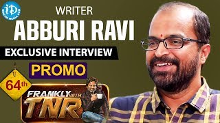 Frankly With TNR #64 - Exclusive Interview Promo || Talking Movies With iDream - IDREAMMOVIES