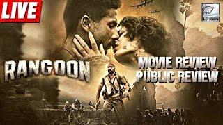 Rangoon Movie Review   Public Review   Shahid Kapoor, Kangana Ranaut, Saif Ali Khan