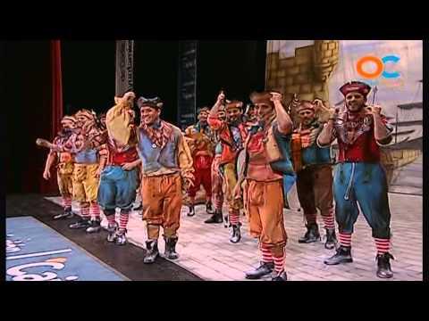 La agrupación El pícaro marinero llega al COAC 2015 en la modalidad de Comparsas. En años anteriores (2014) concursaron en el Teatro Falla como La hermandad de la buena suerte, consiguiendo una clasificación en el concurso de Cuartos de final.