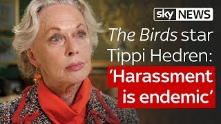 Hollywood star Tippi Hedren urges women to speak out - SKYNEWS