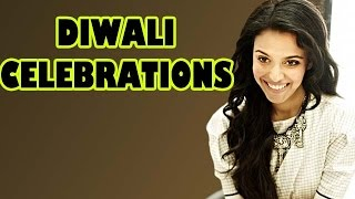 Swara Bhaskar celebrates Diwali with zoOm! - EXCLUSIVE