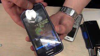 Samsung I8262  как снять блокировку,hard reset,как прошить андроид