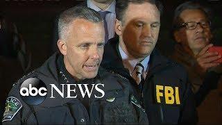 Alleged Austin 'serial bomber' kills self - ABCNEWS