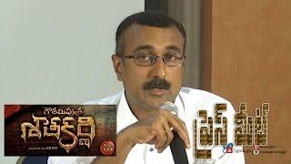 Gauthamiputra Satakarni Producers Press Meet - IGTELUGU
