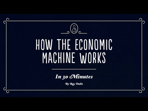Как действует экономическая машина.