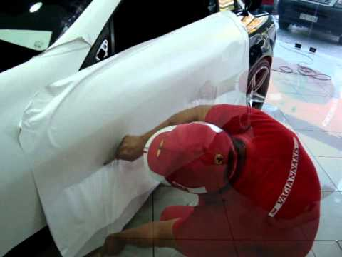 WHITE MATTE CARS-GREECE- THE SLK 200 PROJECT by 3M VAGIANNAKIS.wmv