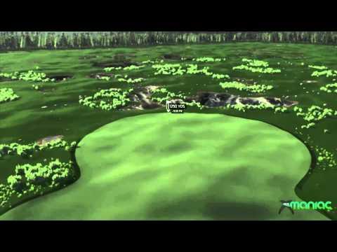 Logro distancia The Golf Club