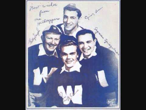The Hilltoppers - If I Didn't Care (1954)