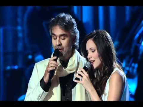 Andrea Bocelli & Katherine Mc Phee - The Prayer