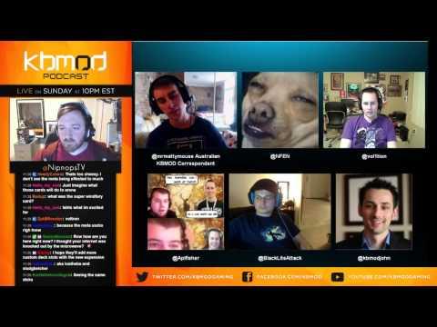 KBMOD Podcast - Episode 165