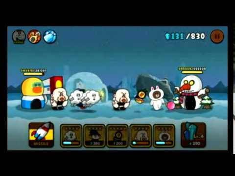 Line Rangers Stage 73 FASTEST MONSTER