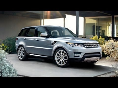New Range Rover Sport 2014 Car (Land Rover)
