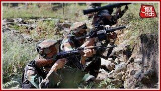 Pakistan Violates Ceasefire in Jammu & Kashmir's Poonch District - AAJTAKTV