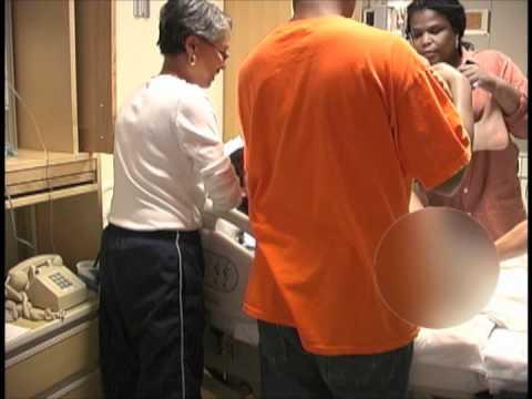 Natural Birth Video of Patrick Jeremiah Wesson - Vaginal Birth (True Knot)