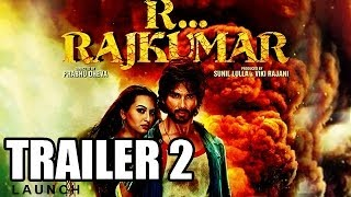 R...Rajkumar - Official Theatrical Trailer 2 Launch | Shahid Kapoor, Sonakshi Sinha, Sonu Sood