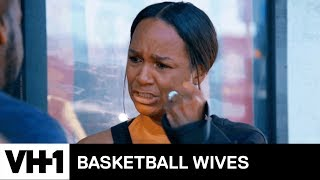 Jackie Struggles During Play Rehearsal 'Sneak Peek' | Basketball Wives - VH1