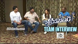 Shivalinga team Interview - idlebrain.com - IDLEBRAINLIVE