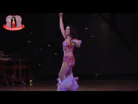 Belly Dance Arabic HD 1080p 2017 (Yulianna Voronina)