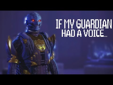 If My Guardian Had A Voice #MOTW