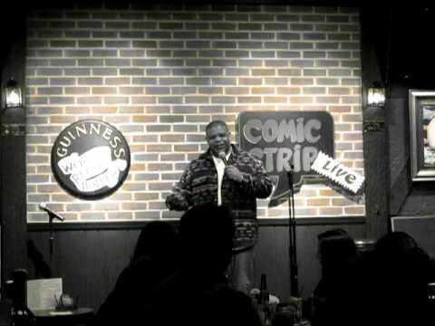 Comedian Stan Tunnell