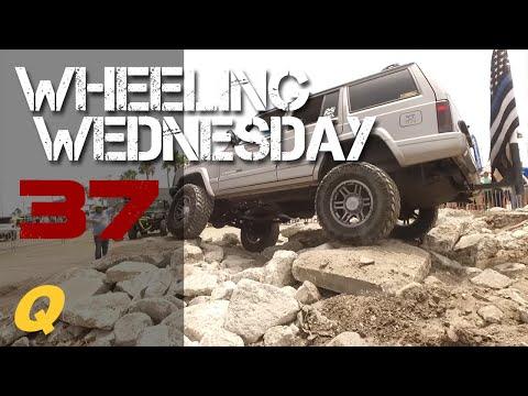 Wheeling Wednesday 37 - Daytona Jeep Beach 2017