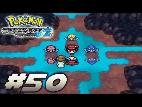 Let's Play Pokemon Black 2 and White 2 / Schwarz 2 und Weiß 2 -Part 50 - Selfe , Vesprit und Tobuz