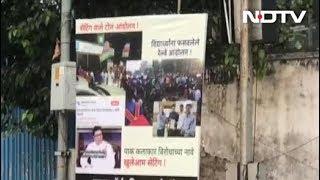 शिवसेना-MNS के बीच पोस्टर वार - NDTVINDIA