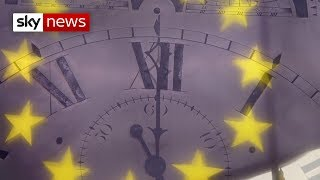 Brexit - what happens next? - SKYNEWS