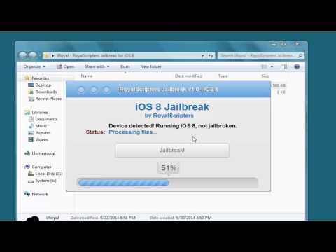 Как сделать ios 81 jailbreak