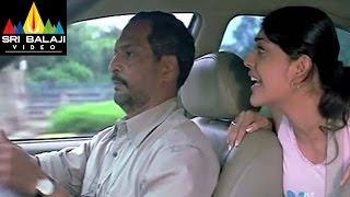 Raana Movie Kajal and Nana Patekar Scene || Arjun, Nana Patekar, Kajal Agarwal - SRIBALAJIMOVIES