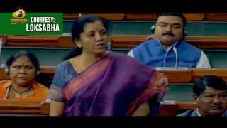 Shrirang Appa Barne Questions Nirmala Sitharaman On Job Opportunities For Indians In America - MANGONEWS