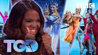 KLA's joyous journey to the final | The Greatest Dancer - BBC - BBC