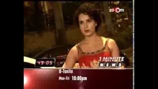Bollywood News in 1 minute 05/03/14 | Hrithik Roshan, Kangna Ranaut, Ranbir Kapoor & others - ZOOMDEKHO