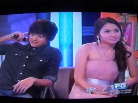 KathNiel on The Buzz Interview November 18, 2012