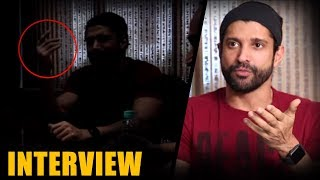 Find out why would Farhan Akhtar wants to disco dance in the middle of an interview… - HUNGAMA