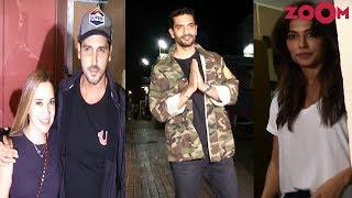 UNCUT Stars Angad Bedi, Chitrangada & Other B-Town Celebs At 'Soorma' Special Screening - ZOOMDEKHO