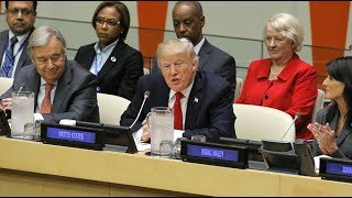 'UN didn't reach full potential': Trump encourages Security Council reform, cost-cutting - RUSSIATODAY