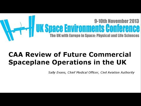 CAA Review of Future UK Spaceplane Operations