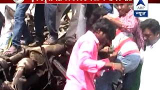 Injured kids treated after being rescued from the unmanned crossing accident that killed 25 - ABPNEWSTV